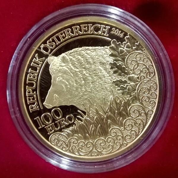 100 Euro - Das Wildschwein (2014)
