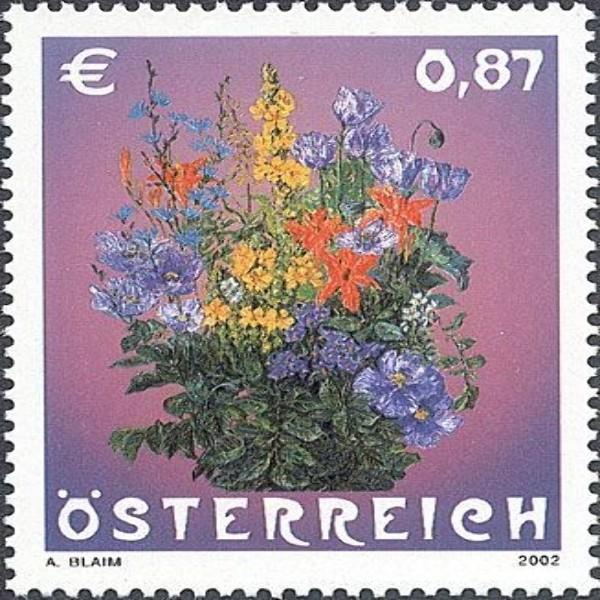 ANK 2404 Blumenstrauß 0,87 € **