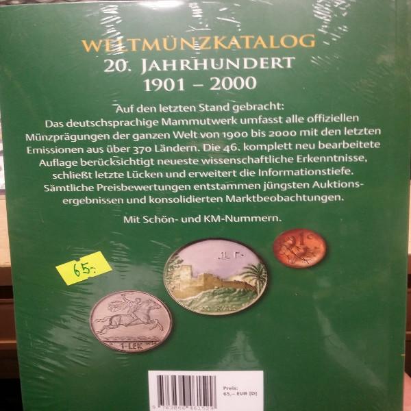 Weltmünzkatalog 1900 - 2000 Battenberg 46. Auflage 2018/19