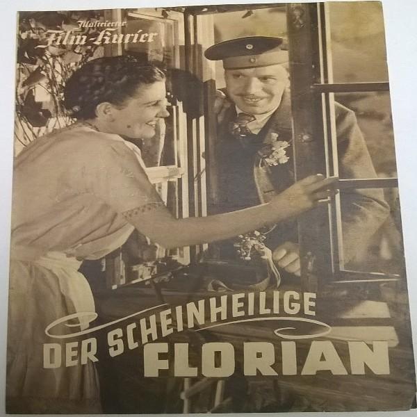 Illustrierter Film - Kurier Der scheinheilige Florian