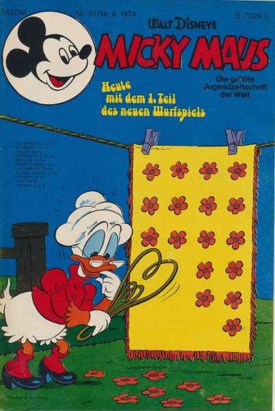 Micky Maus Nr. 37/1974