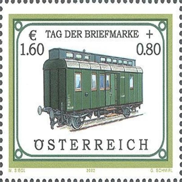 ANK 2414 Tag der Briefmarke 2002 1,60 + 0,80 €**