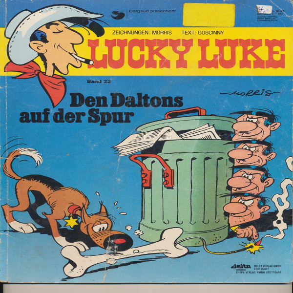 Lucky Luke Band 23