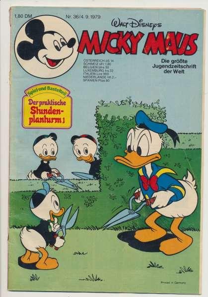 Micky Maus Nr. 36/1979