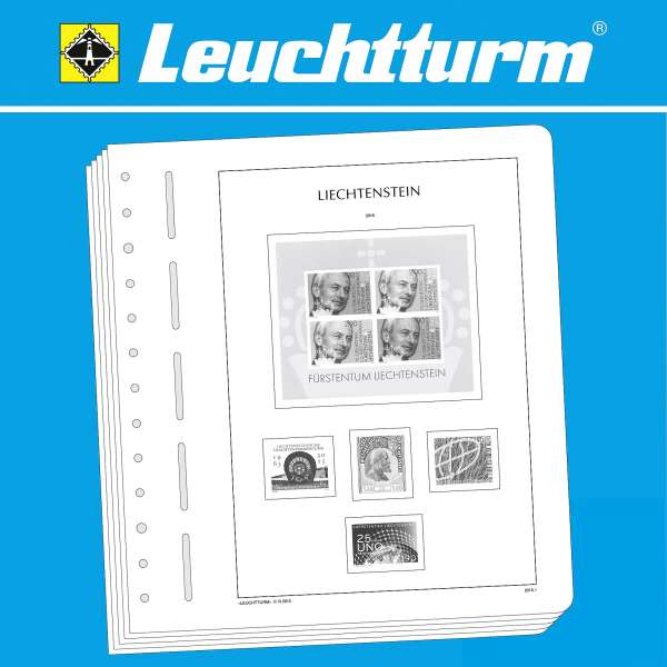 SF-NACHTRAG 2006 Liechtenstein 2006 LEUCHTTURM