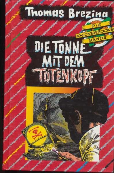 """Die Knickerbocker Bande Nr. 07 """"Die Tonne mit dem Totenkopf"""""""
