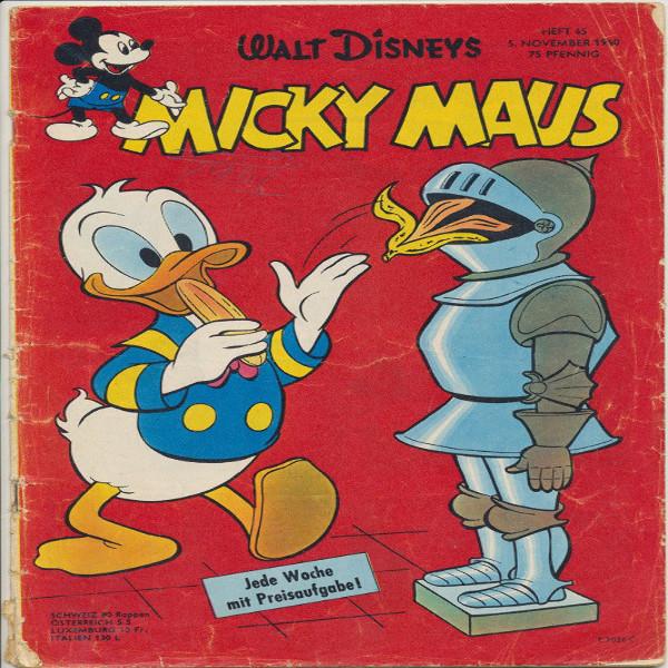 Micky Maus Nr.45/1960