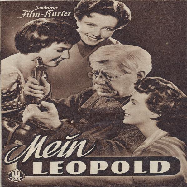 Illustrierter Film - Kurier Mein Leopold Nr 2292/1956