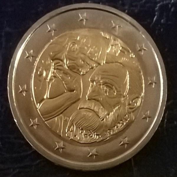 2 Euro Frankreich 2017 Rodin