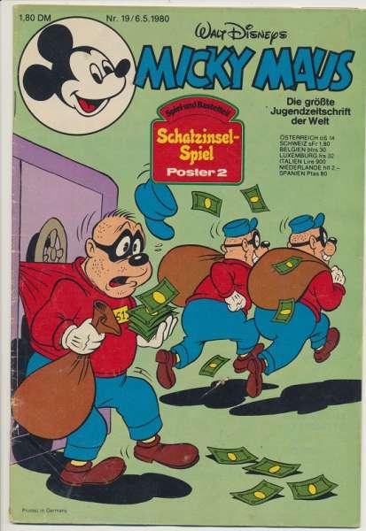 Micky Maus Nr. 19/1980