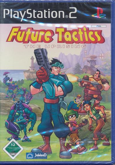 Ps 2 Spiel Future Tactics -The Uprising Neu