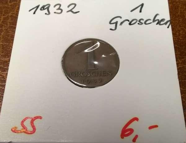 1 Groschen 1932